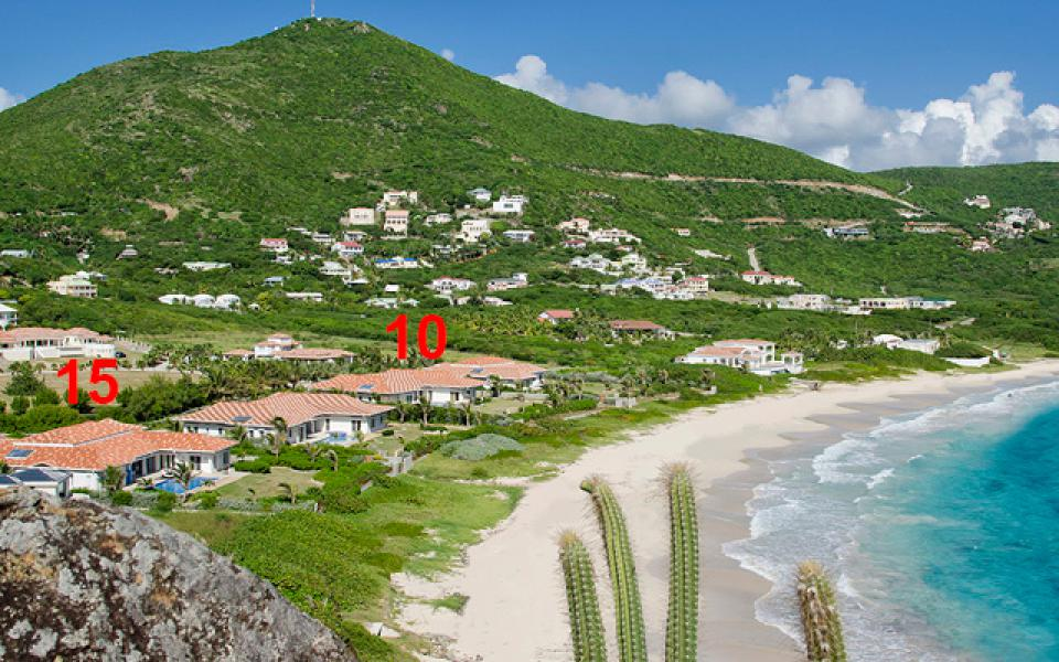 Terrain Guana Bay Lot#15 St.Maarten - Golden Coast Real Estate