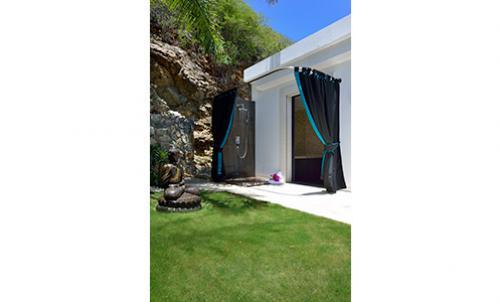 Villa Movina St.Maarten - Chambre 2 - salle de bain