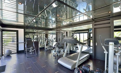 Villa Movina St.Maarten - Gym