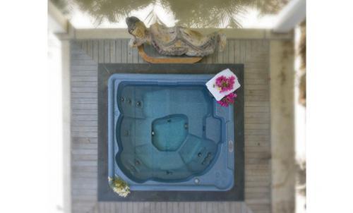 Villa Movina St.Maarten - Jacuzzi