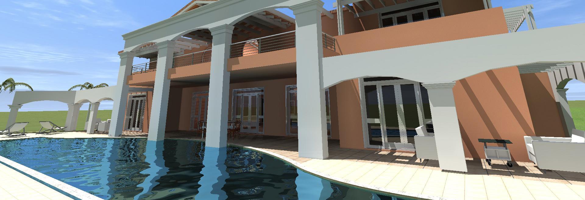 Terrain Guana Bay Lot#10 St.Maarten - Golden Coast Real Estate