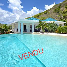 Villa Movina, Oyster Pond, St.Maarten - SOLD